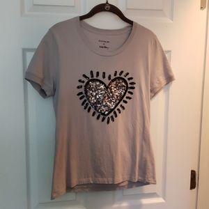 Coach Keith Haring T-shirt
